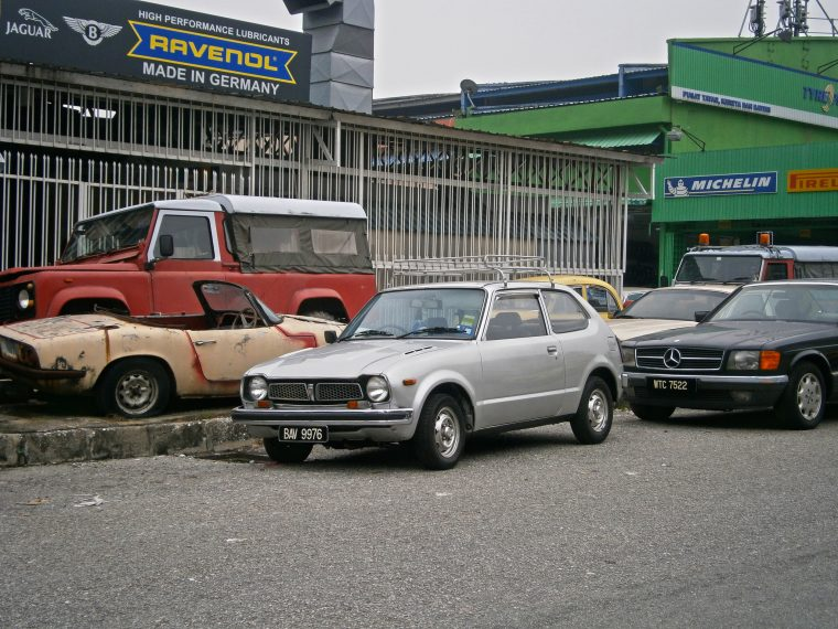 Honda Civic first generation