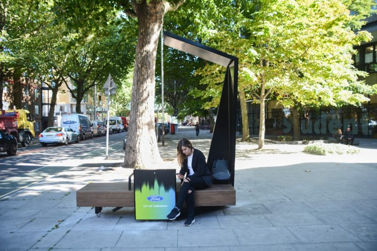 Ford Smart Bench
