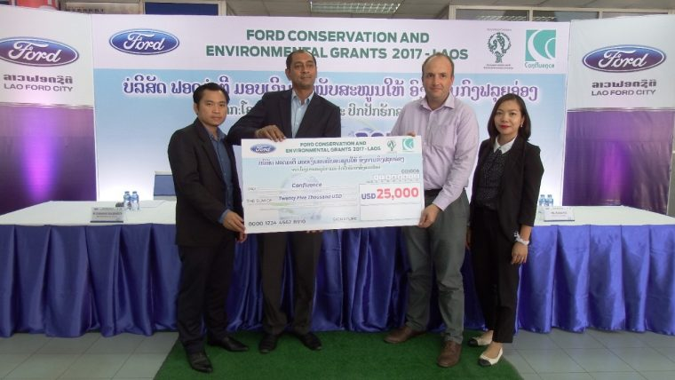 Ford and Lao Ford City Ford Conservation and Environmental Grants