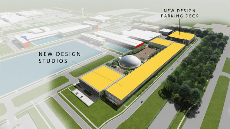 General Motors Technical Center Expansion
