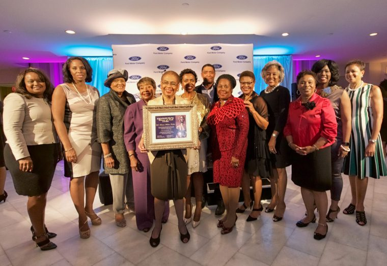 Sojourner Truth Women's Leadership Reception