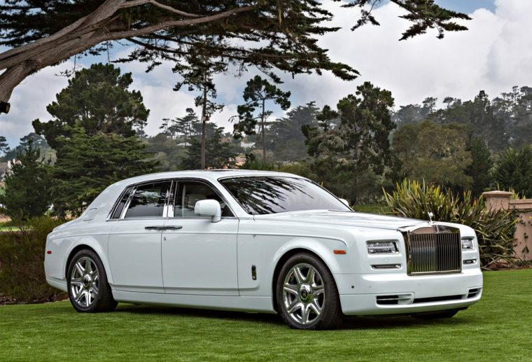 Rolls Royce Phantom luxury car