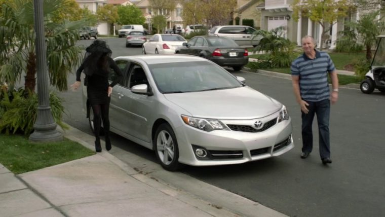 Toyota Camry TV Cameos - Modern Family