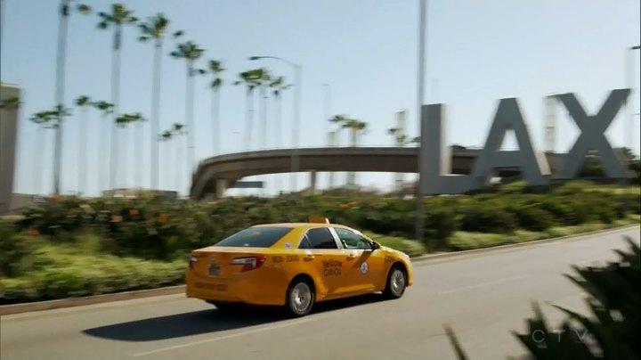 Toyota Camry TV Cameos - The Big Bang Theory