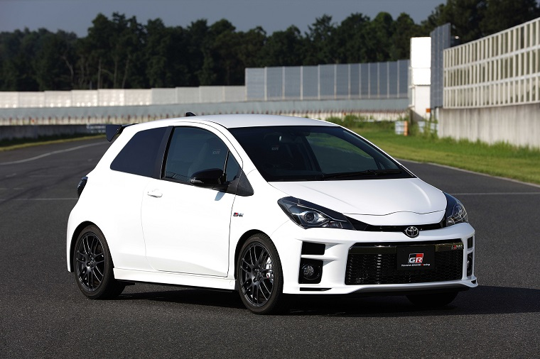 Toyota Launches New Gr Sport Performance Sub Brand The
