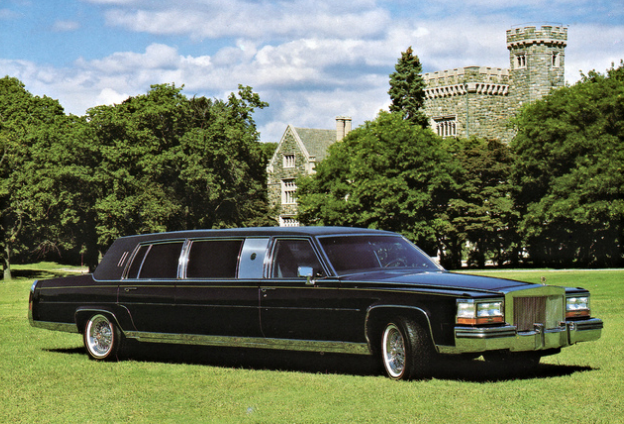 Cadillac Limousine to Join Trump\'s Presidential Fleet By the End of ...