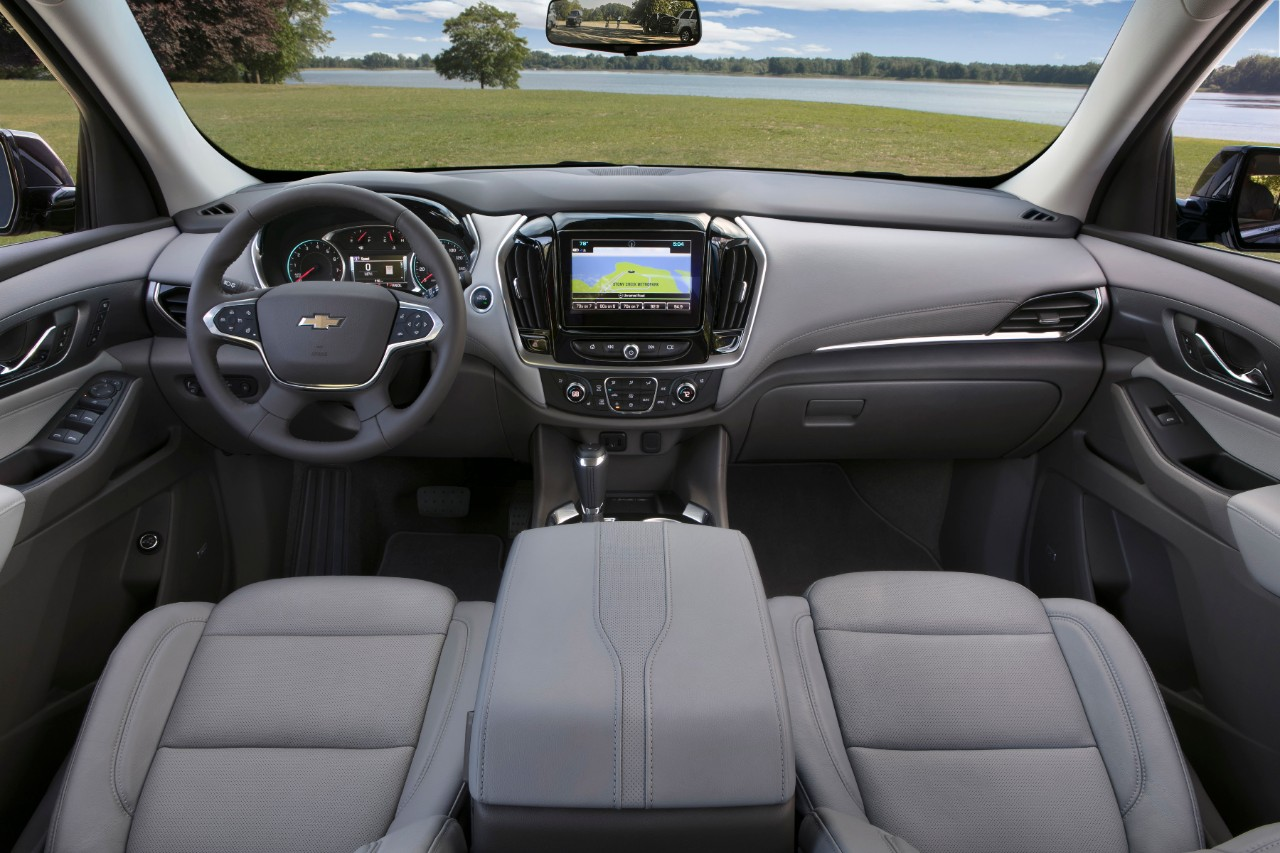 2019 Chevrolet Traverse Overview - The News Wheel