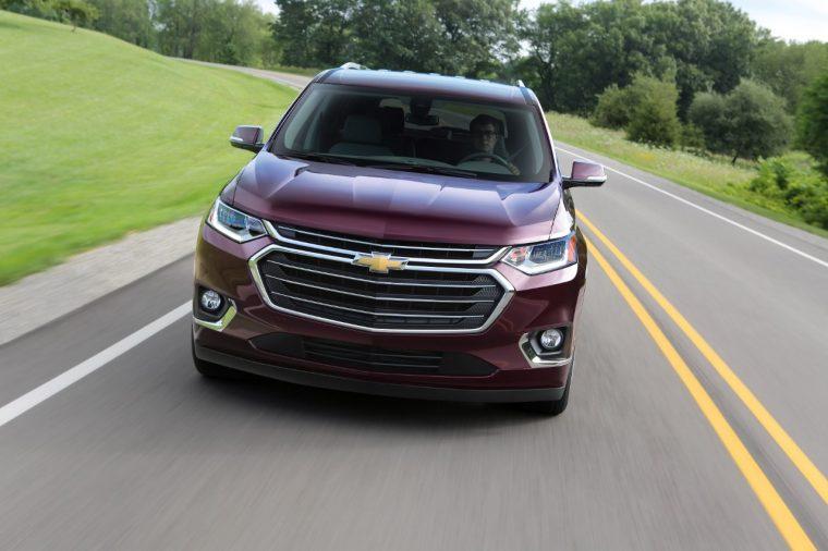 2018 chevrolet traverse premier.  Chevrolet 2018 Chevrolet Traverse On Chevrolet Traverse Premier