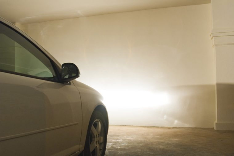 garage parking car alternative uses tranform function