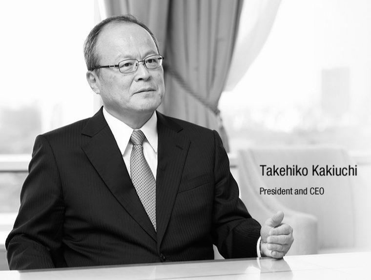 Takehiko Kakiuchi