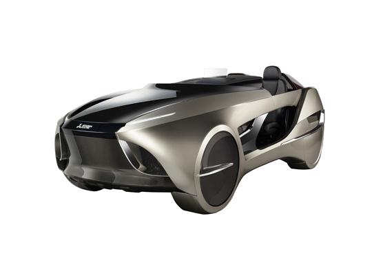 Mitsubishi Electric EMIRAI 4 Concept Car