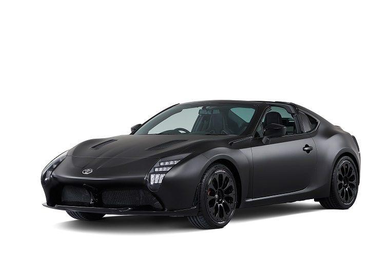 2017 Toyota GR HV SPORTS Concept