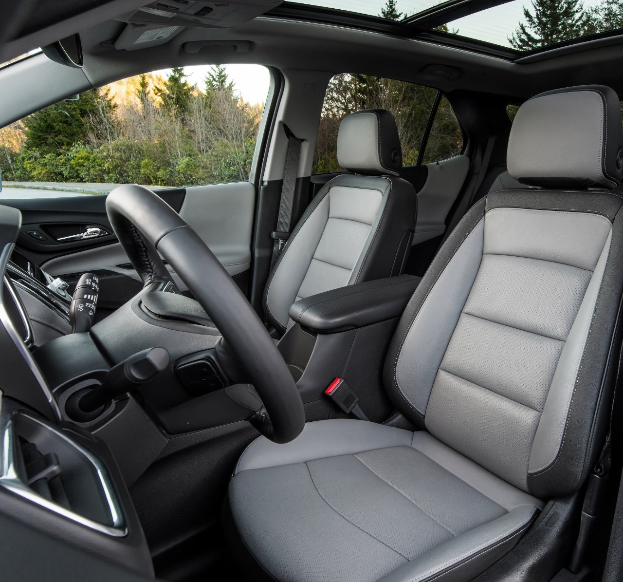 2018 Chevy Equinox Interior Color Options: Fear Not, Parents: 2018 Chevy Equinox Offered With Stain