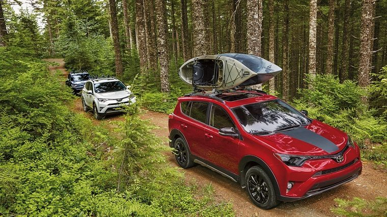2018 Toyota Rav4 Overview The News Wheel