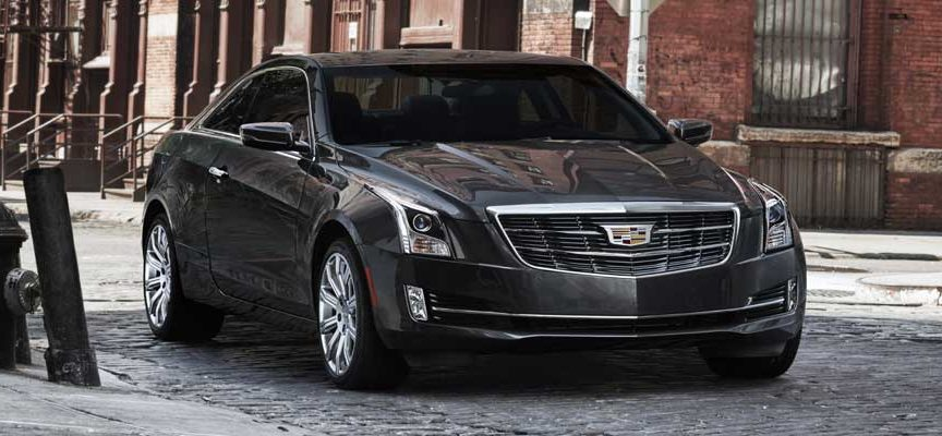 2018 Cadillac ATS Coupe Overview - The News Wheel