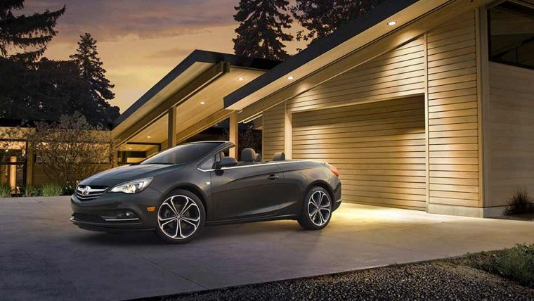 2018 buick cascada overview the news wheel for Cascada exterior