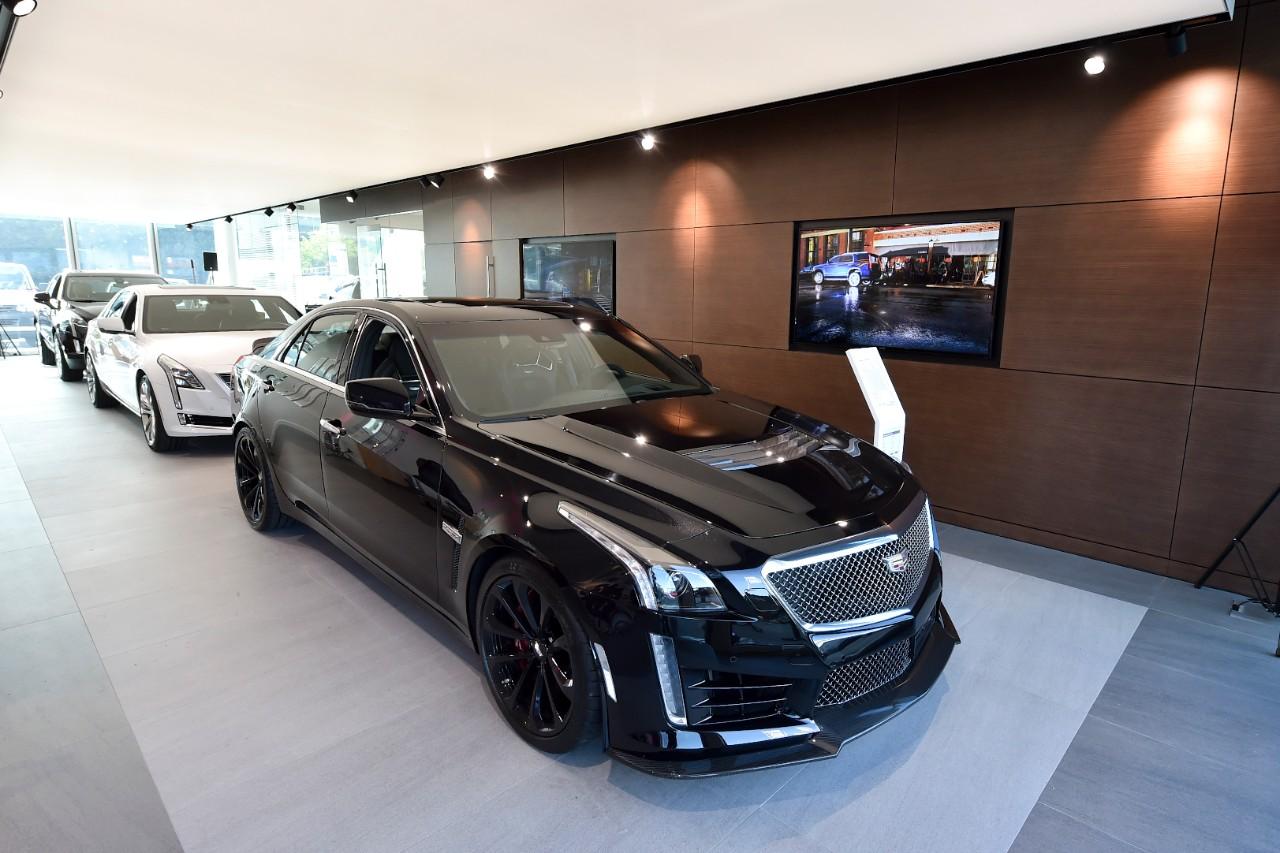 Cadillac Zürich | Schlieren Premium Store