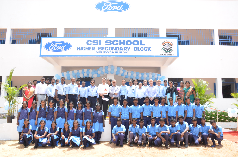 Ford India Happy School CSI High School