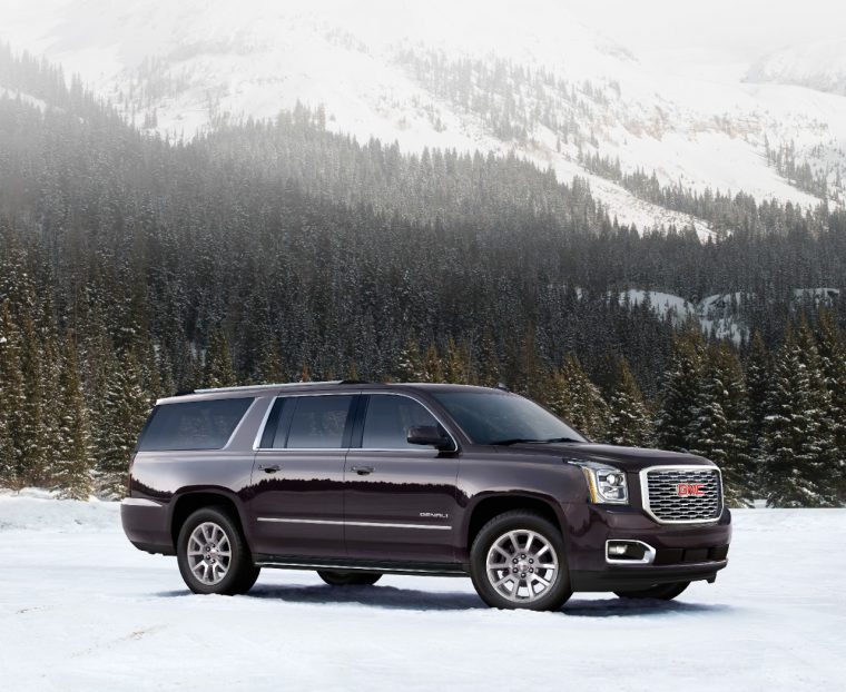 GMC Yukon XL Denali Vail Resorts