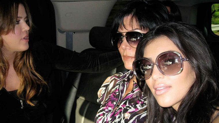 KUWTK Kardashian Car Moments Kim taking selfies Khloe jail