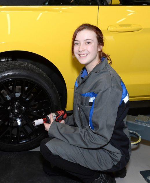 Ford UK technicians