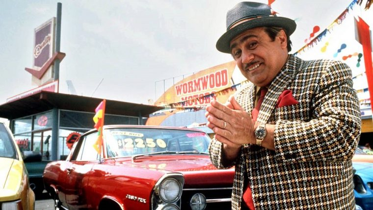 Matilda Worst Used Car Salesmen Harry Wormwood
