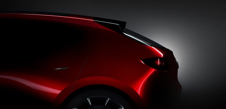 Mazda next generation product concept 2017 Tokyo Motor Show
