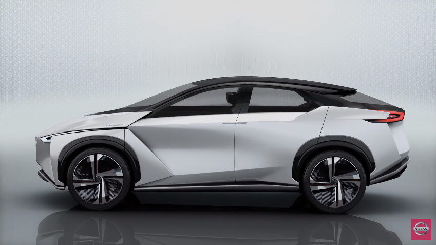 Used Mobility Cars >> Nissan Shows Off IMx Concept in Tokyo - The News Wheel