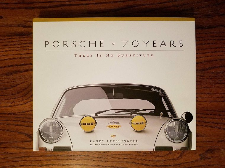 Porsche 70 Years Cover