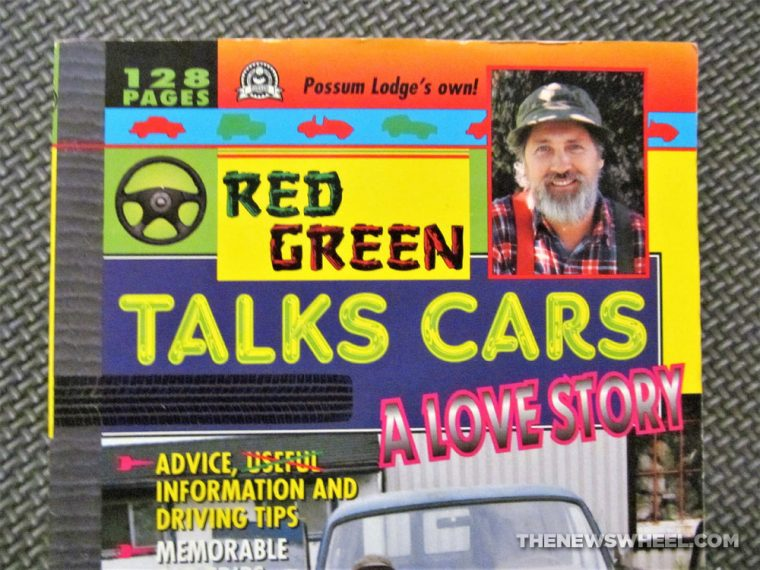 Red Green Talks Cars A Love Story book review Steve Smith TV show