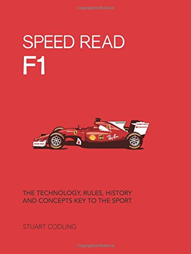 Speed Read F1 Cover
