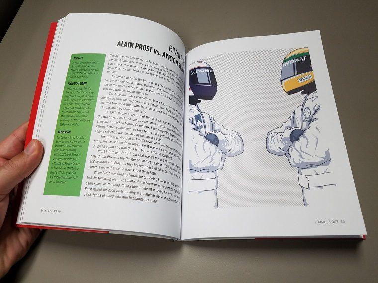 Speed Read F1 by Stuart Codling