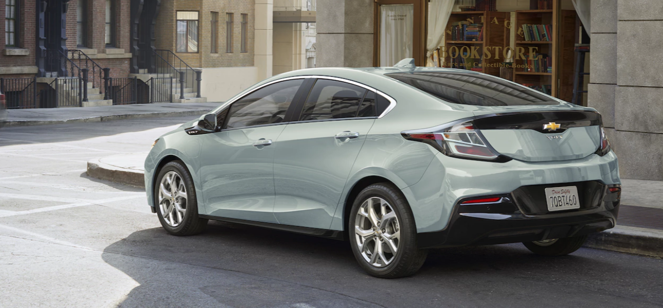 Iihs Granted The 2018 Chevrolet Volt Quot Top Safety Pick