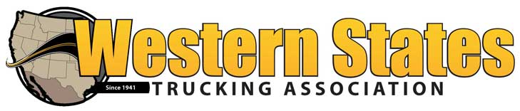 Western States Trucking Association logo