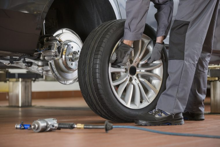 A Nail in Your Tire Warrants Immediate Attention - The News Wheel