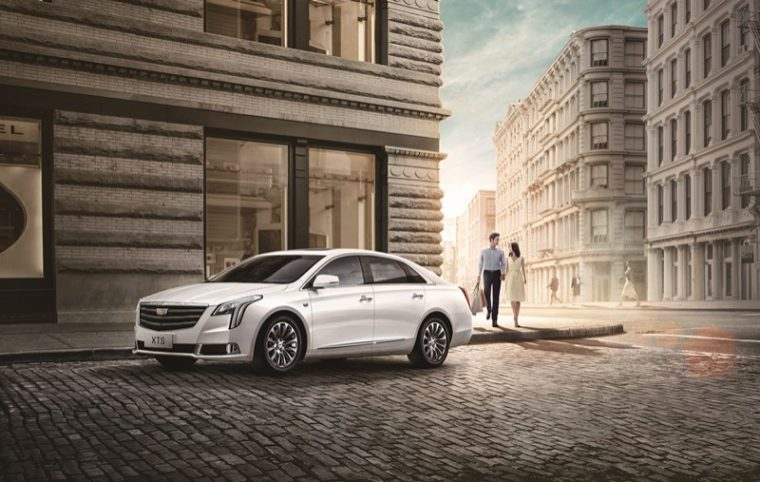 2018 Cadillac XTS Launched in China