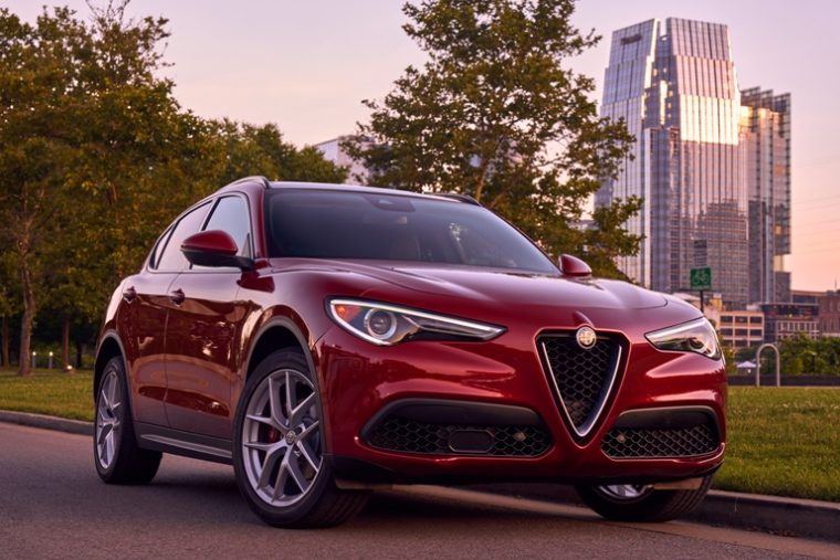 2018 alfa romeo stelvio named the official crossover of texas by tawa the news wheel. Black Bedroom Furniture Sets. Home Design Ideas