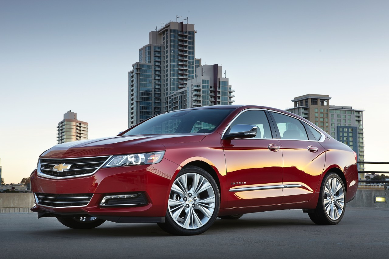 2018 chevrolet impala available now in middle east the news wheel. Black Bedroom Furniture Sets. Home Design Ideas