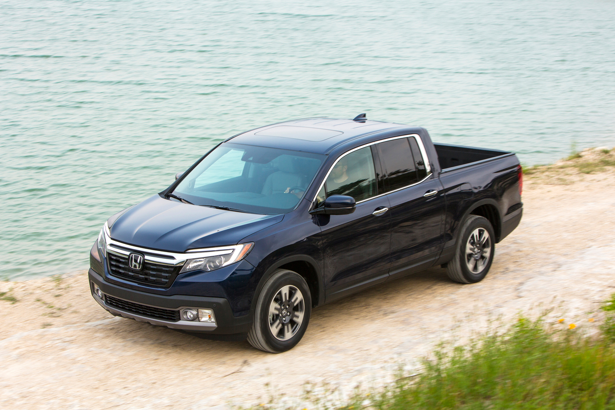 2018 honda ridgeline overview the news wheel. Black Bedroom Furniture Sets. Home Design Ideas