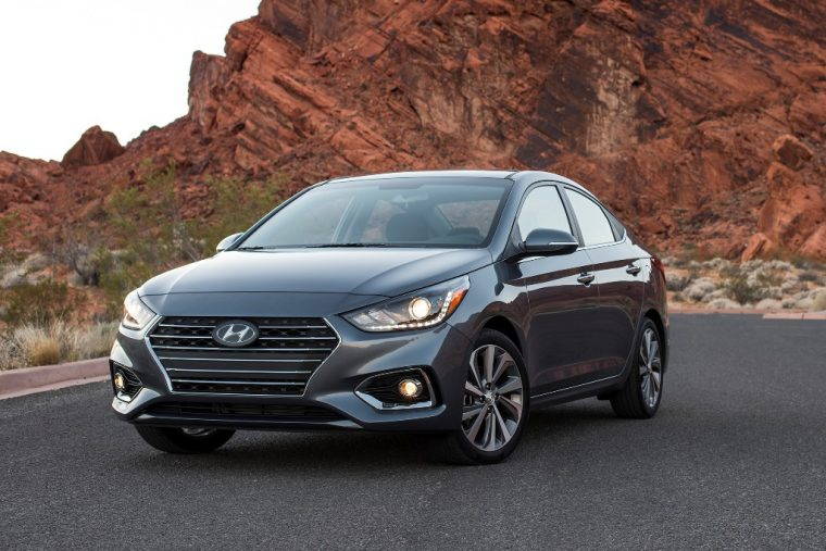 2018 Hyundai Accent redesign update price debut changes details