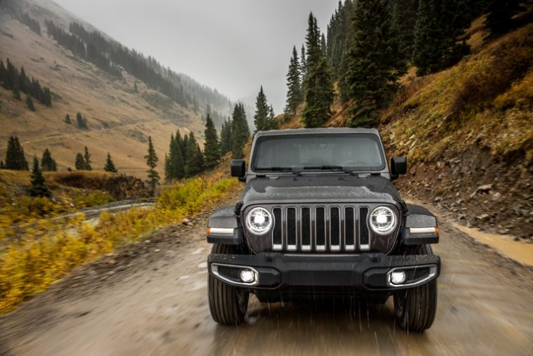 Documents Hint At A 26 195 Starting Price For The 2018 Jeep