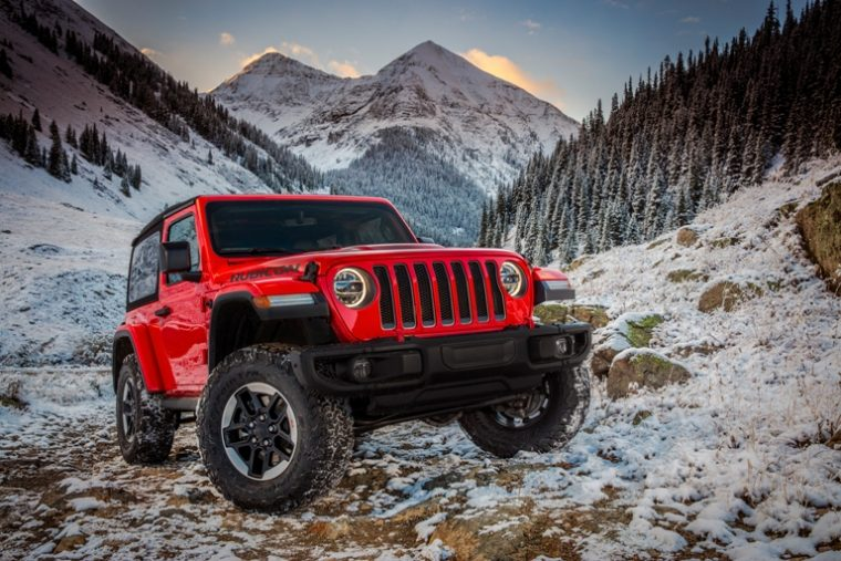 As The Jeep Wrangler Celebrates One Of Its Best Sales Years Ever In The  U.S., Jeep Is Hoping To Boost The Wrangleru0027s Sales In Euorope