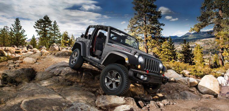 2018 Jeep Wrangler Jk Overview The News Wheel