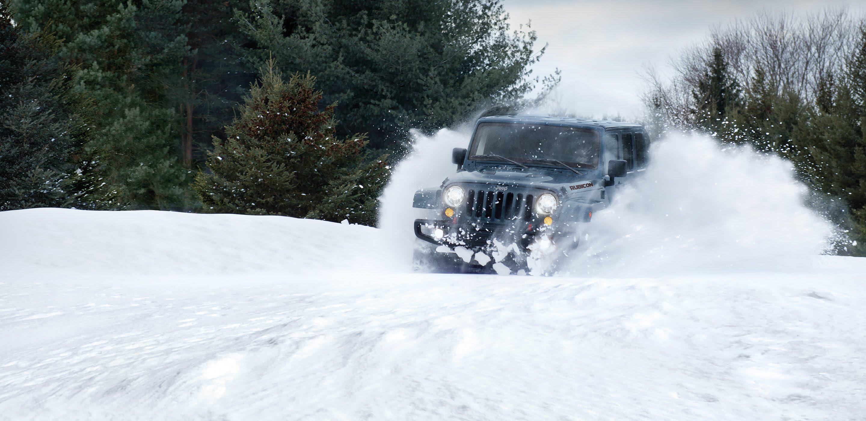 Jeep Renegade Interior >> 2018 Jeep Wrangler JK Overview - The News Wheel