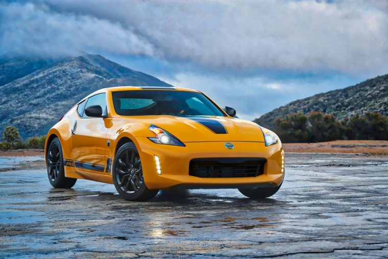 2018 Nisan 370Z Coupe Overview Details Specs Features Trims Price Cost