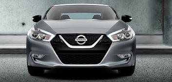 2018 Nissan Maxima grey metallic body color