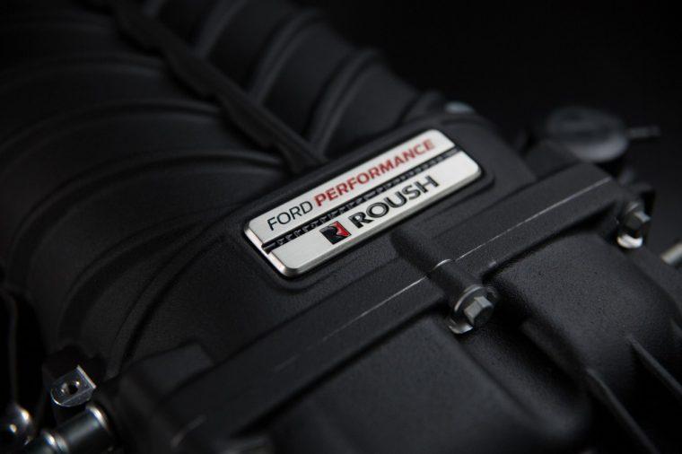Roush Performance Ford Performance supercharger kit 5.0-liter V8