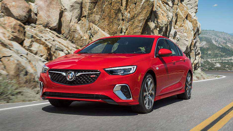 2018 Buick Regal Sportback Overview The News Wheel
