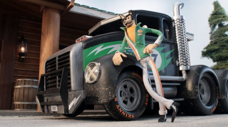 Buddy Thunderstruck Netflix show animated racing gearhead review for kids (1)
