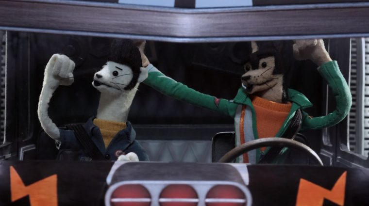 Buddy Thunderstruck Netflix show animated racing gearhead review for kids (2)